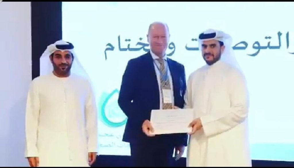 News CEO Jan Holm Pedersen awarded