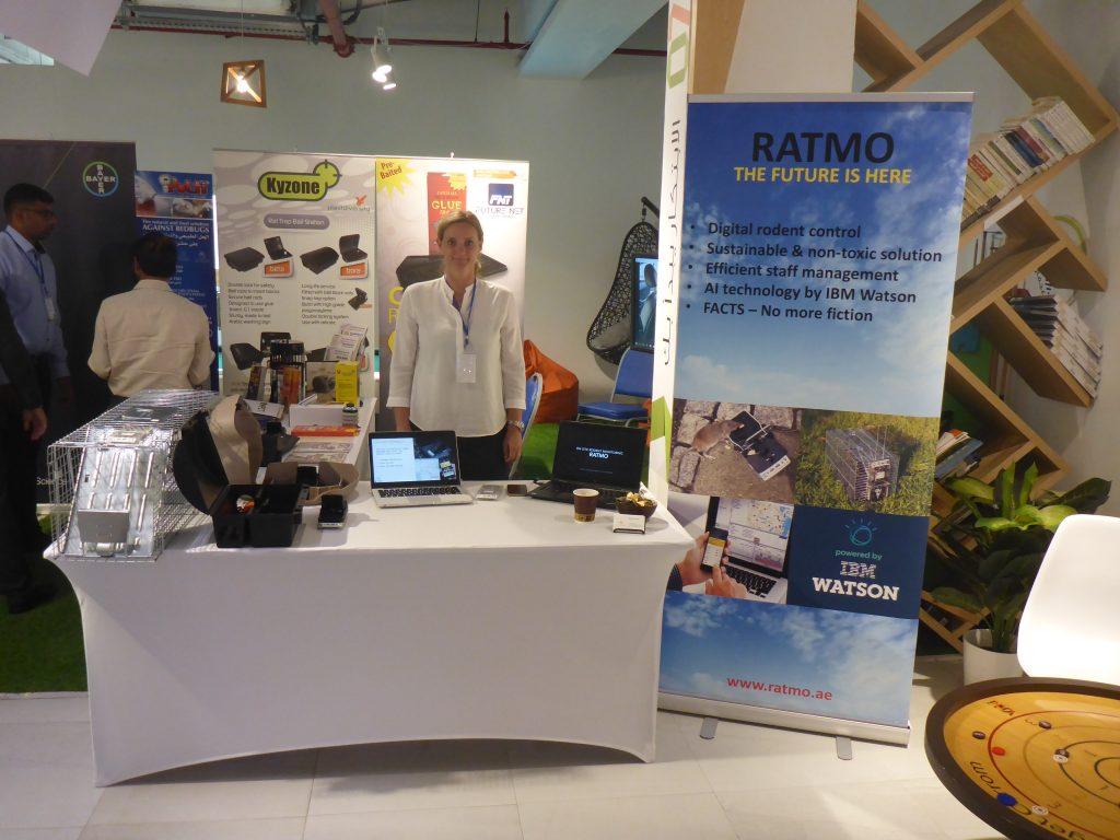 News Participation Ajman Pest Control Exhibition